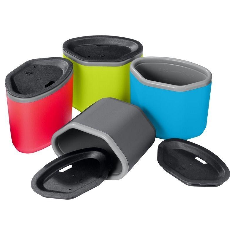 MSR Insulated Mugs - šedý