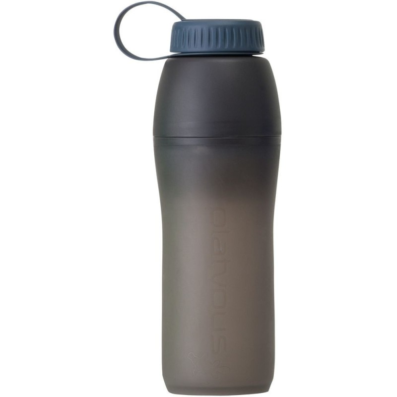 Platypus Meta Bottle 0,75 l sivá