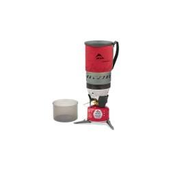 MSR WindBurner Personal Stove System červený 1 liter