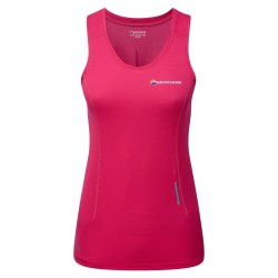 MONTANE Womens Claw Vest - dolomite pink