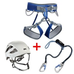 Set Rock Empire Dynamax Streak + Petzl Boreo
