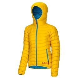 Ocun Tsunami Down Jacket - Yellow/Blue