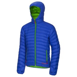 Ocun Tsunami Down Jacket - Blue/Green