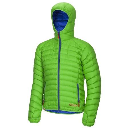 Ocun Tsunami Down Jacket - Green/Blue