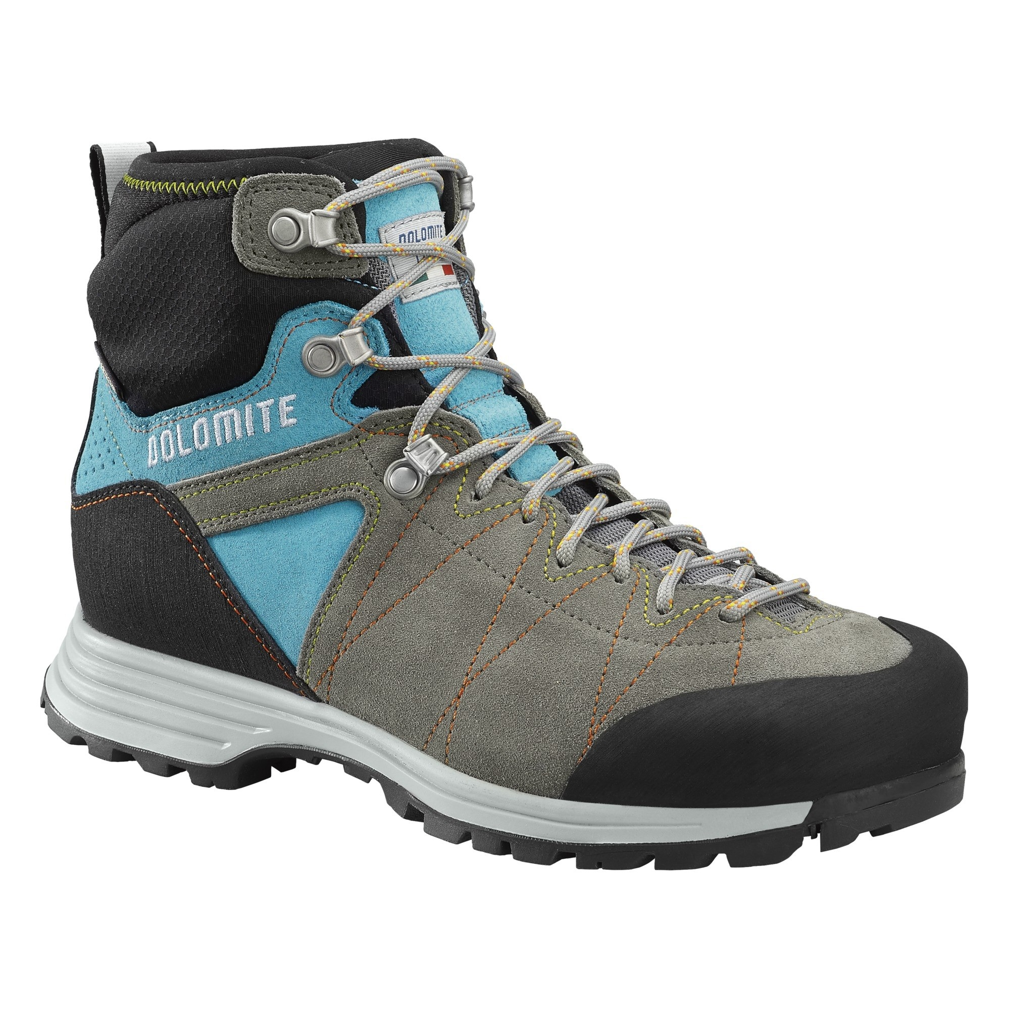 8594100fe337 Dolomite STEINBOCK Hike GTX 1.5 WMN - Pewter Grey Atoll Blue ...