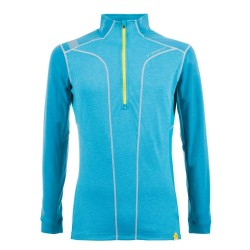La Sportiva Ionosphere Long Sleeve M - Tropic Blue