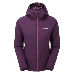 Montane Womens Prismatic Jacket - Saskatoon berry