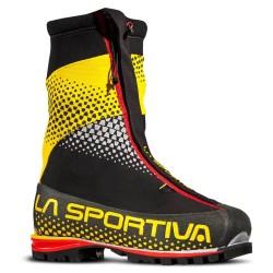 La Sportiva G2 SM - Black/Yellow