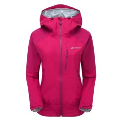 MONTANE Fem Ajax Jacket - antracit blue