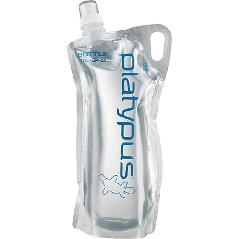Platy Plus Bottle - Push-Pull 1.0L