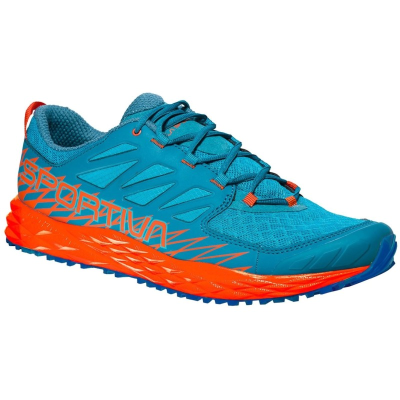 La Sportiva Lycan Blue/Tangerine