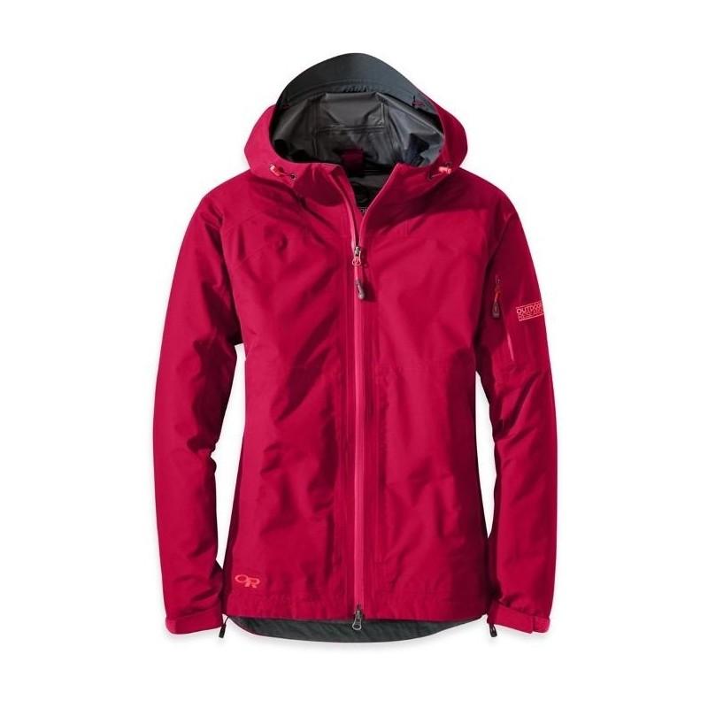 Outdoor Research Aspire Jacket GTX scarlet