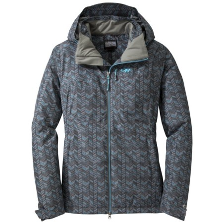 Outdoor Research Igneo Jacket Pertex Shield+ pewter print