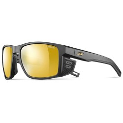 Julbo SHIELD Reactiv Zebra - BLACK/BLACK