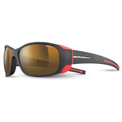 Julbo MONTEBIANCO Reactiv Cameleon - BLACK / ORANGE NEON
