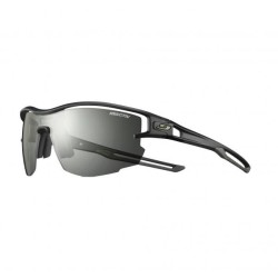 Julbo AERO Reactiv Performance 0/3 - TRANSLUSCENT BLACK / ARMY