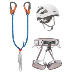 Petzl Via Ferrata Eashook set