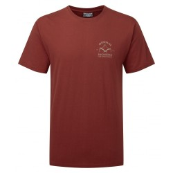 Montane Piolet T-shirt red