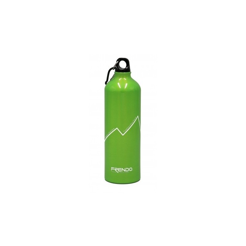 Frendo Rainbow Water Bottle 0,6L Red