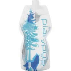 Platypus SoftBottle 1 l 1 l Closure Cap - Wild Blue