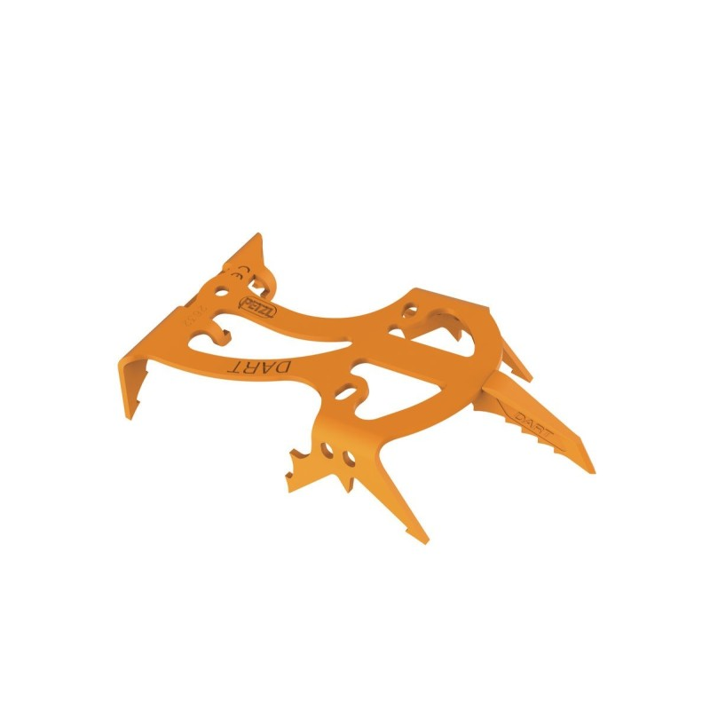 PETZL Dart front section