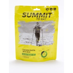 SUMMIT TO EAT kura Fajita s ryžou - big pack