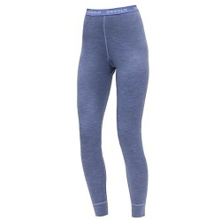 Devold Breeze Long Johns Woman - bluebell melange
