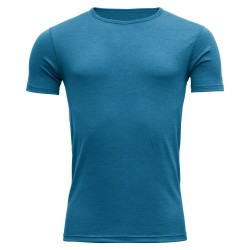 Devold Breeze T-Shirt Man - blue