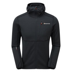 Montane Power Up Hoodie - charcoal