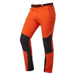 Montane Alpine Stretch Pants - firefly orange