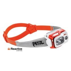 PETZL Reactik + - oranžová