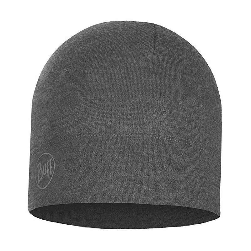 BUFF Midweight Merino Hat - light grey