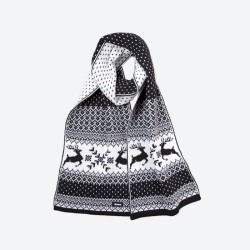 Kama pletený merino šál