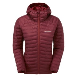 Montane Womens Phoenix Jacket - Tibetan Red