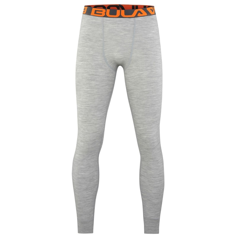 BULA Geo Attitude Merino Wool Pant - grey