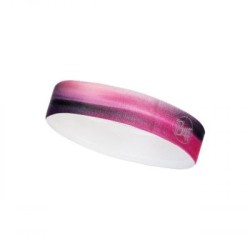 Buff Wide Hairband Pink