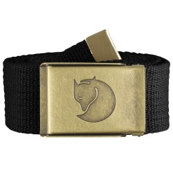 Fjallraven Canvas Brass Belt 4cm