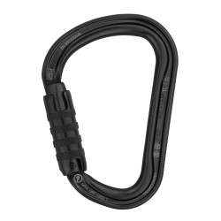 PETZL William - TRIACT-LOCK čierna