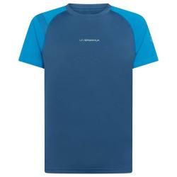 La Sportiva Motion T-shirt M yellow/black