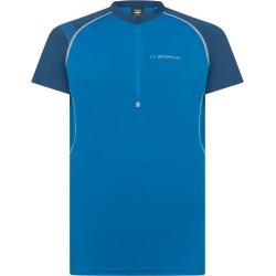 La Sportiva Advance T-Shirt M opal/tropic blue