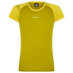 La Sportiva Move T-shirt W - Kiwi/Celery