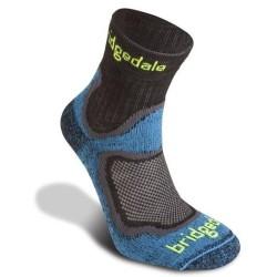 Bridgedale TRAIL SPORT LW T2 Merino Cool Comfort Ankle - blue