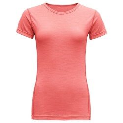 Devold Breeze T-Shirt Woman - IRIS