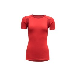 Devold HIKING T-Shirt Woman - CHILLI
