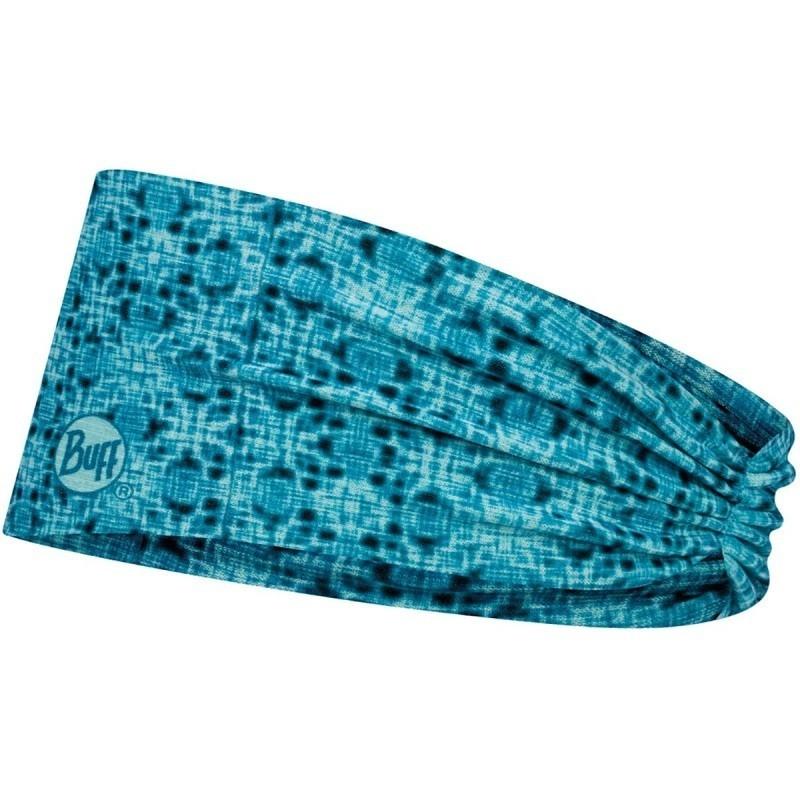 Buff Coolnet UV+ Tapered Headband - Torquise