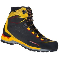 La Sportiva Trango Tech Leather - Black/Yellow