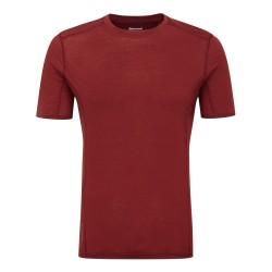 Montane Primino 140g T-Shirt Redwood