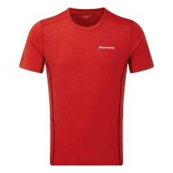 Montane Dart T-shirt Red