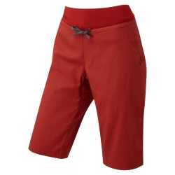 Montane Fem On-Sight shorts - red