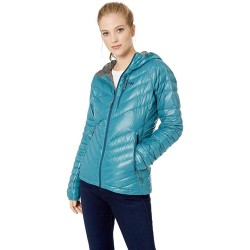 Outdoor Research Women´s Illuminate Down Hoody - Washed peacock